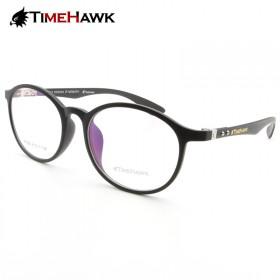 TIMEHAWK碳纤维近视眼镜架送1.56防蓝镜片
