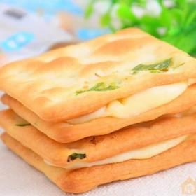 年货大促拍二发五斤牛轧饼干台湾风味5斤