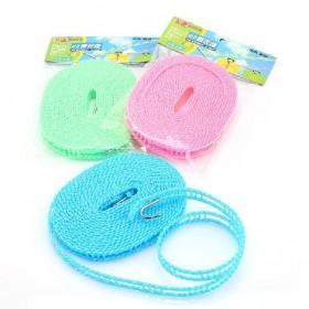 2个装 晾衣绳 栅栏式晒衣绳 单个5米晾晒绳