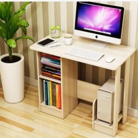 限地区台式电脑桌家用简易笔记本桌书桌写字台办公桌子
