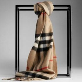 围巾 羊绒围巾 格子围巾 英伦围巾