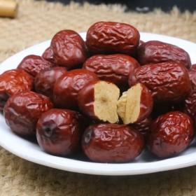 新疆若羌红枣 小灰枣500g