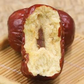 新疆红枣一级若羌灰枣500g