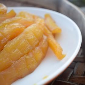 软糯甜红薯条 地瓜干 软自制无糖番薯干农家 纯天然