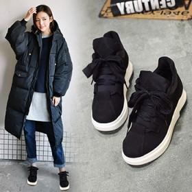 绒里,单里,韩版百搭运动鞋