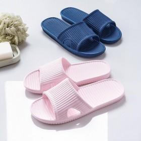 2017夏季新款EVA居家拖鞋 室内浴室防滑情侣鞋