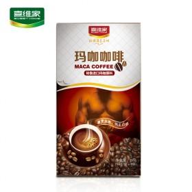 品牌秘鲁进口原料玛咖玛卡咖啡男性80g一盒