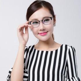 薛之谦同款复古眼镜框