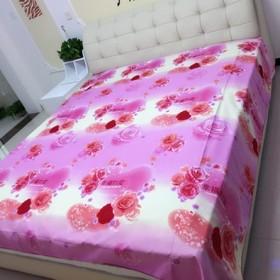 双人大床单2.2米乘2.3米加厚手机实拍