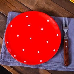 9寸陶瓷盘5个装
