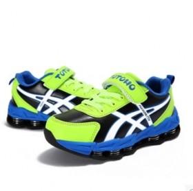 儿童运动鞋春秋舒适童鞋弹簧鞋减震耐磨休闲鞋