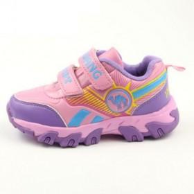 秋冬童鞋儿童加绒运动鞋男童休闲鞋女童跑步鞋