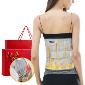 护腰带腰间盘突出医用保暖护腰男女士腰托礼盒装