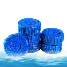 30枚蓝泡泡马桶清洁剂