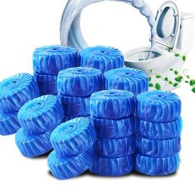 4荣品马桶清洁洁厕宝蓝泡泡20个
