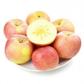 【限地区】陕西红富士新鲜水果山区特产甜苹果丑苹果