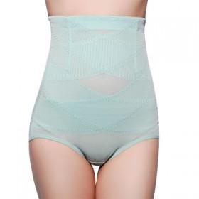 美体美腰高腰塑身收腹裤正品女产后不卷边收腰提臂塑身