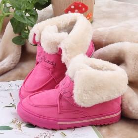 童鞋女冬季新款儿童棉靴