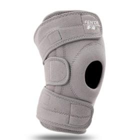 买1只送1只 4弹簧登山户外运动护膝透气保暖
