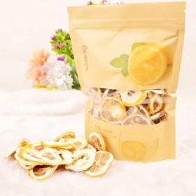 柠檬片柠檬茶柠檬干泡茶泡水花茶100g