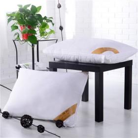 正品纯棉枕头成人枕芯单人记忆枕学生护颈枕一对拍俩