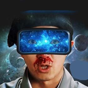 虚拟现实眼镜手机3d眼镜VR游戏