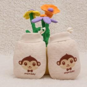 婴儿手套新生儿手套宝宝手套纯棉手套