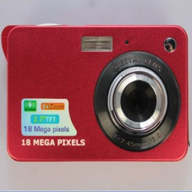 正品行货1800万像素高清数码照相机特价包邮