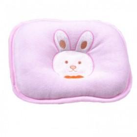 婴儿枕头新生儿枕头天鹅绒枕头春秋款枕头