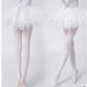 糖果色儿童芭蕾舞蹈袜连裤袜