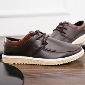 2017春季新款休闲鞋商务鞋板鞋英伦男鞋韩版潮鞋