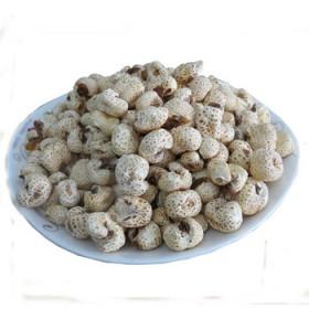 传统老式玉米爆米花