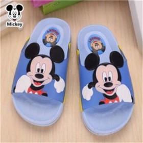 迪士尼hellokitty米奇米妮儿童拖鞋