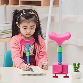 儿童防近视坐姿矫正器小学生视力保护器纠正仪写字支架