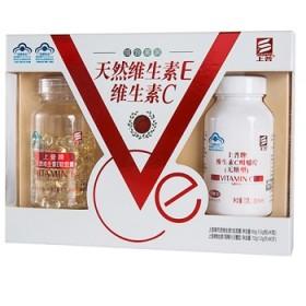 【高含量】天然维生素e内服外用美白补水VC咀嚼片