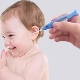【拍一发二】儿童宝宝成人挖耳勺发光耳勺带灯掏耳勺
