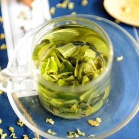 微山湖荷叶茶纯天然炒制颗粒袋400g