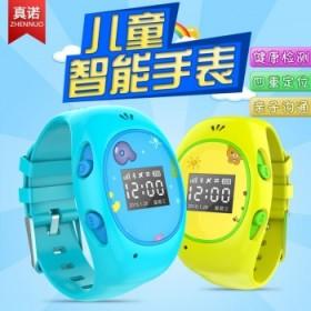 儿童GPS定位手表手机 小孩学生智能手环通话监