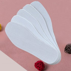 5双装 千层布男女士手工纳鞋垫批发纯棉除臭吸汗透气