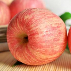 正宗洛川富士核心产区苹果新鲜水果6斤装 多汁爽甜