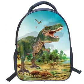 14寸幼儿园小学生儿童恐龙卡通书包