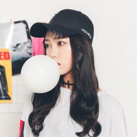 三环时尚潮人休闲嘻哈情侣 春夏棒球帽