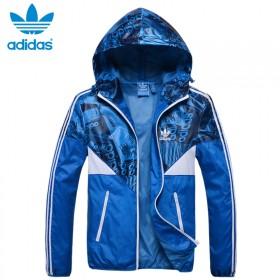 【品牌特价】正品Adidas/阿迪达斯男士运动夹克