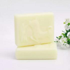 (买1发4)羊奶手工皂洁面香皂沐浴精油皂补水保湿