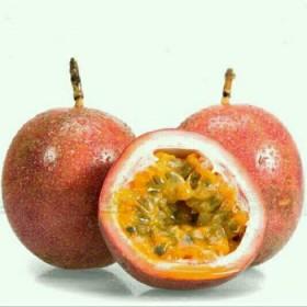 新鲜百香果红果中小果