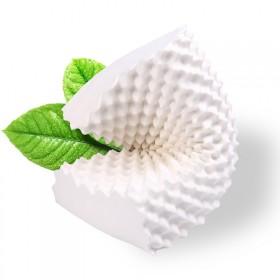 Fasa泰国原装进口纯天然成人乳胶枕颈椎枕治疗枕头