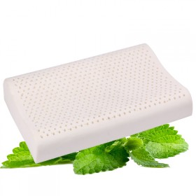 100%泰国原装进口乳胶枕头修复颈椎枕治疗枕健康枕