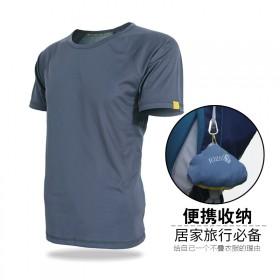 JOZSI/甲胄仕速干衣男短袖夏季户外运动跑步健身