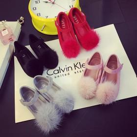 女童公主鞋 单鞋