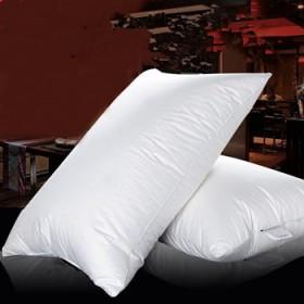 五星级酒店羽绒枕头枕芯